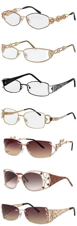 Caviar Designer eyeglass frames